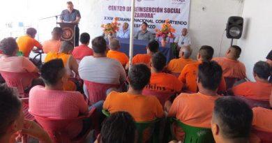 Brinda SSP pláticas contra el alcoholismo en 11 CERESOS de Veracruz