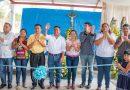 La vocación de este gobierno es llevar progreso y desarrollo a las comunidades: Dávila
