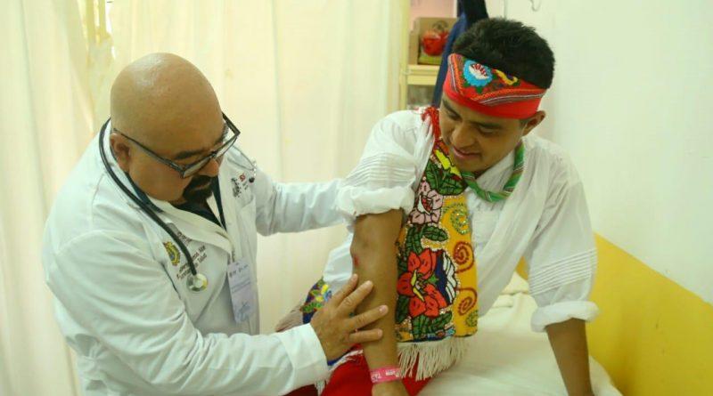 Garantizada la atención médica en Cumbre Tajín: SS