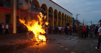 """Inicia este martes el Carnaval Tuxtepec 2019; ven a la """"Quema del Mal Humor"""""""