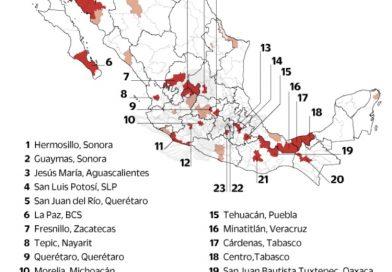 Comienzan a dar resultados las gestiones de Dávila: Guardia Nacional para Tuxtepec