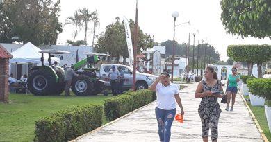 Todo listo para la inauguración de la Expo Feria Tuxtepec 2019