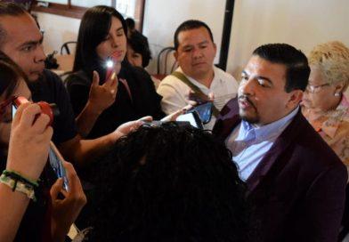 Queremos al Periodista Marcos Miranda vivo y con bien: Gómez Cazarín