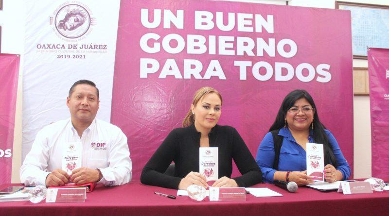 Ayuntamiento capitalino anuncia la Caravana de los Derechos Humanos