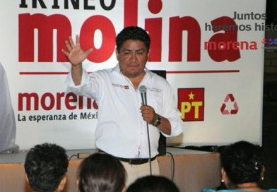 Se le acabaron las canicas a Irineo Molina en Morena