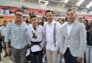 Premia gobernador a medallistas de Juegos Estatales Veracruz 2020