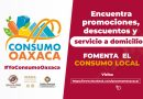 """Para estimular la economía local, emprende Ayuntamiento la iniciativa """"Consumo Oaxaca"""""""