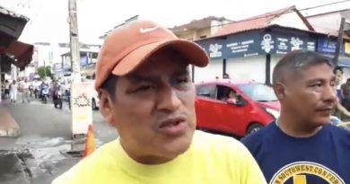 Los comerciantes de UGOCP en Tuxtepec estamos unidos: Gabino Tomás