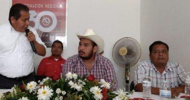 Héctor Montes al relevo para apagar el fuego en la UGOCP