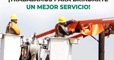 Reestablece CFE 96 por ciento suministro en 6 Estados afectados por Cristóbal
