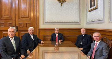 Presidente agradece al papa Francisco donativo de ventiladores para la atención de COVID-19