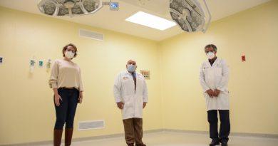 Gobierno del Estado rehabilita hospitales regionales de Xalapa y Río Blanco