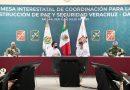 Ratifican Oaxaca y Veracruz sumar esfuerzos en materia de seguridad