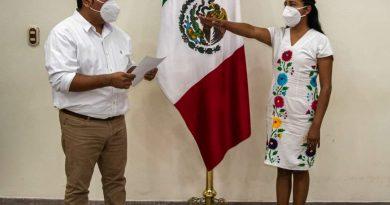 Cambios en el gabinete de Noé Ramírez, nombra a Aidé Garcia como titular del IMM