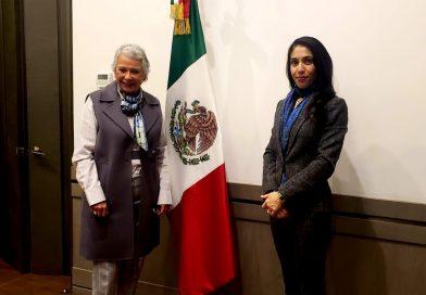 Refrenda SEGOB coordinación con Fiscalía de Veracruz