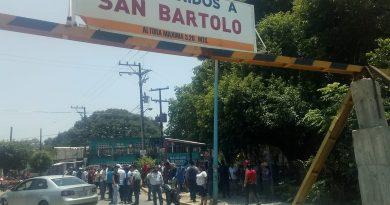 San Bartolo busca ser municipio…