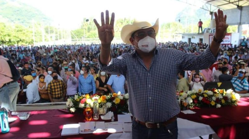 Vamos a demostrar que Morena en Veracruz está más vivo que nunca: Esteban R. Zepeta
