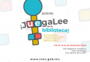 """Realiza IVEC el proyecto """"¡JuegaLee en tu biblioteca!"""""""