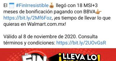 Tuden a Walmart por ofertas de Buen Fin que no convencieron a su clientes en redes sociales