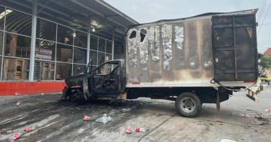 Intentan incendiar bodega de alcalde de Playa Vicente, Veracruz