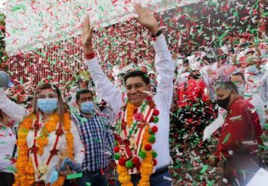Mario Moreno Arcos es el candidato a gobernador de Guerrero por la coalición PRI-PRD