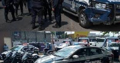 POLICIAS MUNICIPALES. TEMA PROFUNDO