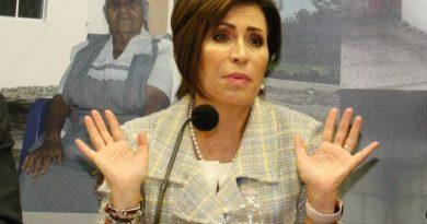 Propone Rosario Robles declararse culpable y aceptar condena de 6 años