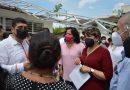 SEP y SEV recorrerán en la entidad, infraestructura educativa afectada por Grace