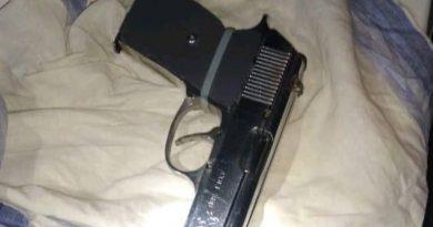 Detiene SSP a uno por presunta portación de arma, en Xalapa