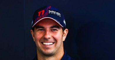 F1: Checo Pérez ilusiona con primer lugar en prácticas del GP de Estados Unidos