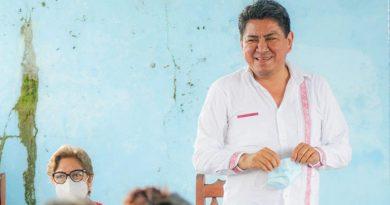 SEDATU transformará los mercados en Tuxtepec: Irineo Molina.
